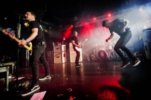 I Simple Plan in concerto a Padova e Milano
