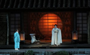 ksana Dyka e Marcello Giordani in Madame Butterfly all'Arena di Verona