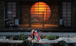 Oksana Dyka in Madame Butterfly all'Arena di Verona