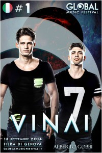 I fratelli Vinai al Global Summer Festival