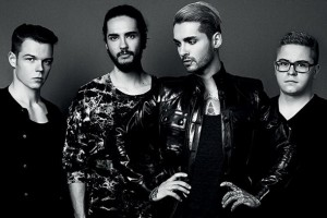 Tokio Hotel a Napoli con Dream Machine